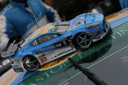RC version of the #33 Jetalliance Racing Aston Martin DB9