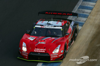 #23 Xanavi Nismo GT-R: Satoshi Motoyama, Benoit Treluyer