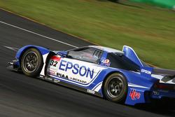 #32 Epson NSX: Loic Duval, Katsuyuki Hiranaka