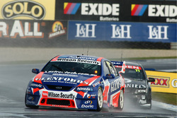 Fabian Coulthard, John McIntyre (Glenfords Racing Ford Falcon BF)
