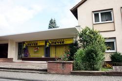 Sebastian Vettel's home town visit in Heppenheim, Germany: his driving shool