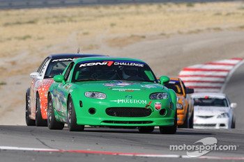 #147 Freedom Autosport Mazda MX-5: Tom Long, Derek Whitis
