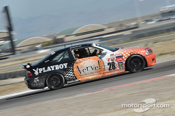 #28 Playboy Racing/ Fall-Line Motorsports BMW M3 Coupe: Mark Boden, Steve Jenkins