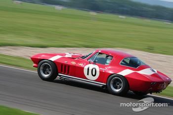 Tourist Trophy practice: Chevy corvette Sting Ray