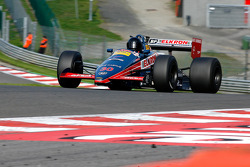 Christian Van Hee (NL) Brett Racing Team , F1 Lola SR27 Cosworth 3.5 V8 (formerly driven by P. Alliot)