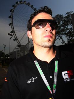 Will Buxton, F1 Journalist