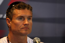 FIA Thursday press conference: David Coulthard, Red Bull Racing