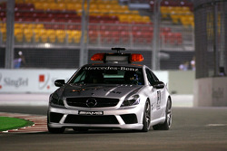 Safety car practice