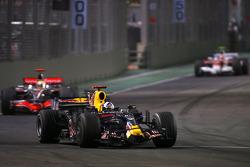 David Coulthard, Red Bull Racing, Lewis Hamilton, McLaren Mercedes