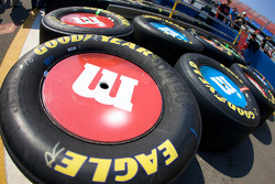 M&M's Toyota wheels and tires