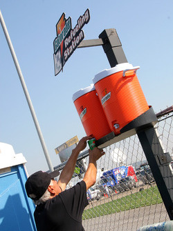 Gatorade refueling station
