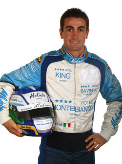 Fabio Onidi , driver of A1 Team Italy