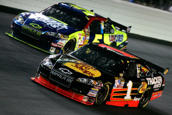 Martin Truex Jr. and Casey Mears