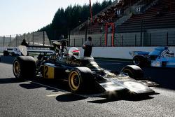 Patrick Van Heurck, Lotus 72, 1971,