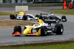 #11 Walter Colacino, IRL G-Force, #21 Carlos Antunes Tavares, Dallara Nissan #3 Peter Milavec, Lola T92/50