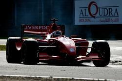 Adrian Valles - Liverpool FC HiTech Racing