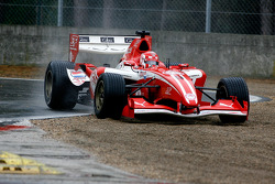 Cutting the chicane, Kasper Andersen - Olympiacos