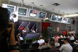 FIA Thursday press conference