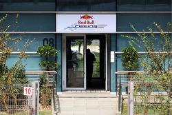 Red Bull Racing hospitality