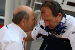 Peter Sauber, BMW Sauber F1 Team, Team Advisor, Willy Rampf, BMW-Sauber, Technical Director