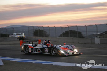 #37 Intersport Racing Lola B06/10 AER: Jon Field, Ryan Lewis, Richard Berry