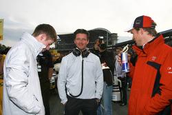 Paul di Resta, Team HWA AMG Mercedes, AMG Mercedes C-Klasse, Axel Randolph, HWA Mercedes, race engeneer, Mattias Ekström, Audi Sport Team Abt Sportsline, Audi A4 DTM