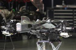 McLaren Mercedes, Gearbox
