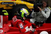 Formula 1 Foto - Il vincitore della gara Felipe Massa