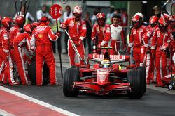 Pitstop, Felipe Massa, Scuderia Ferrari