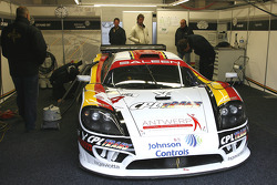 PekaRacing nv Saleen S7