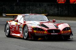 #101 Belgian Racing Gillet Vertigo: Bas Leinders, Renaud Kuppens