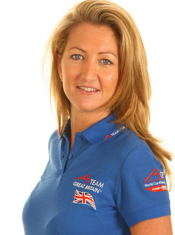 Katie Clements, Seat holder of A1 Team Great Britain