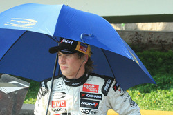 Renger van der Zande is another staying out of the heat