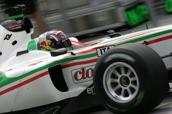 Stefano Coletti, driver of A1 Team Italy