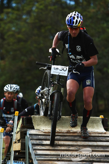 Launceston, Australia: Jan Kubicek of Team Red Bull in action