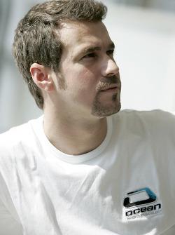 Tiago Monteiro, Team Manager of Ocean Racing Technology