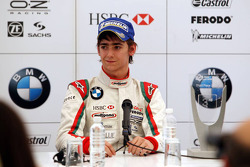 Press conference: third place Esteban Gutierrez