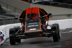 Michael Schumacher in an RX150 Buggy