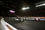 Final, race 3: Sbastien Loeb vs David Coulthard