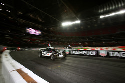 Final, race 3: Sébastien Loeb vs David Coulthard