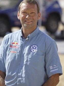 Volkswagen Motorsport: Kris Nissen, Volkswagen Motorsport director