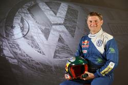 Volkswagen Motorsport: co-driver Michel Périn