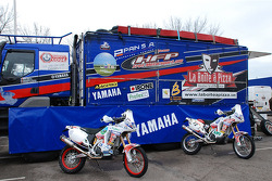 Fret-Motorsport: the Fret-Motorsport Yamaha 450cc of David Frétigné and Olivier Pain