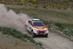 #304 Mitsubishi Racing Lancer: Nani Roma and Lucas Cruz Senra