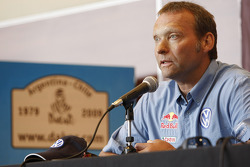 Post-event press conference: Volkswagen Motorsport Director Kris Nissen