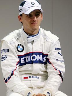 Press conference: Robert Kubica