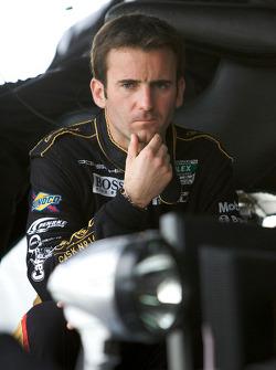 Romain Dumas in a pensive mood