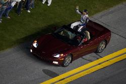 Drivers introduction: Jimmie Johnson, Hendrick Motorsports Chevrolet