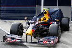 The new Red Bull RB5