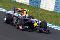Red Bull RB5 launch